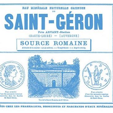 Saint gerons
